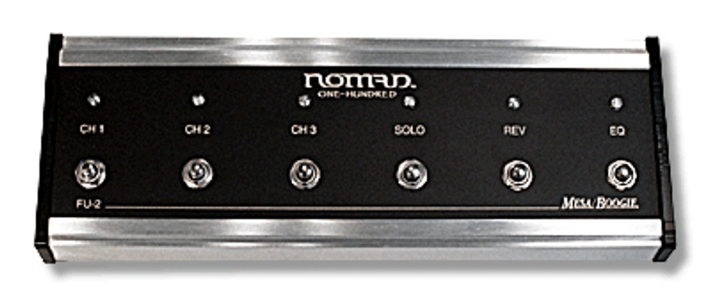 Footswitch - Nomad 100 - Discontinued