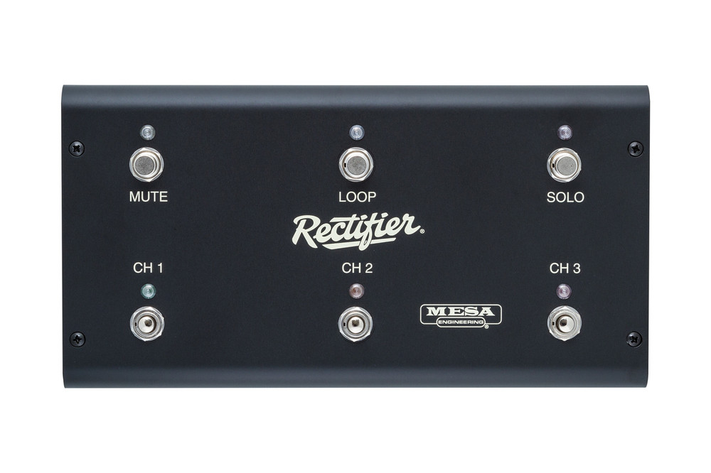 Footswitch - 3 Channel Multi-Watt Dual & Triple Rectifier