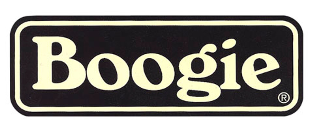 Decal - Boogie Logo