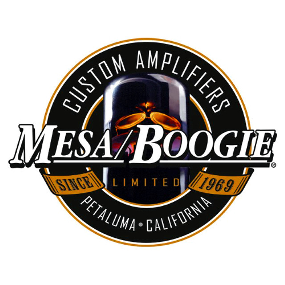 Decal - Retro Mesa/Boogie Logo