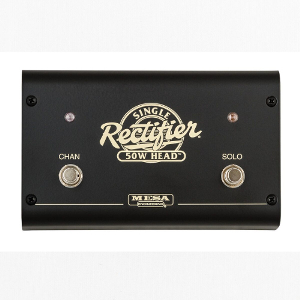 Footswitch - Single Rectifier / Solo 50 - Series II