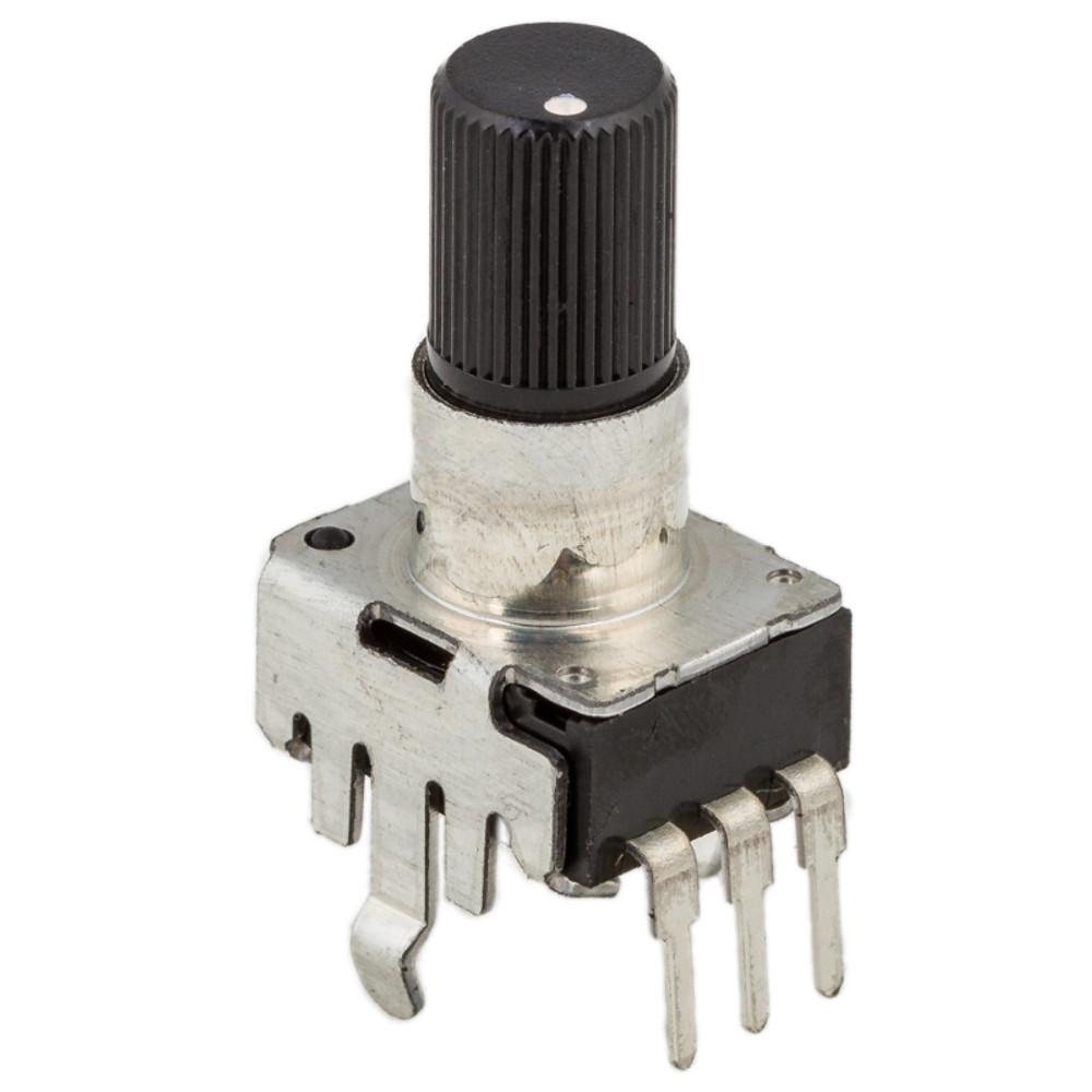 Pot 594740 - V16L4E  PC Mount 10K 10% Reverse Audio Taper