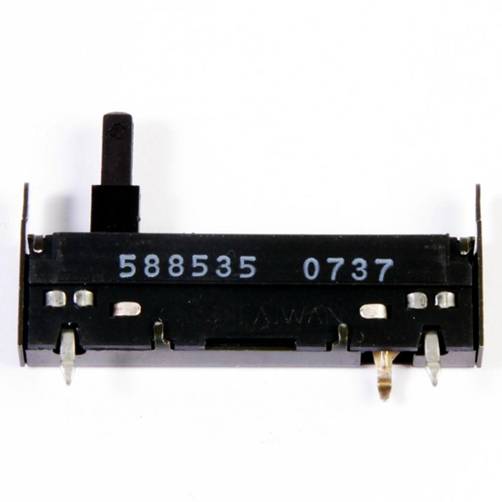 Pot 588535 - Slider 50K - Special Taper