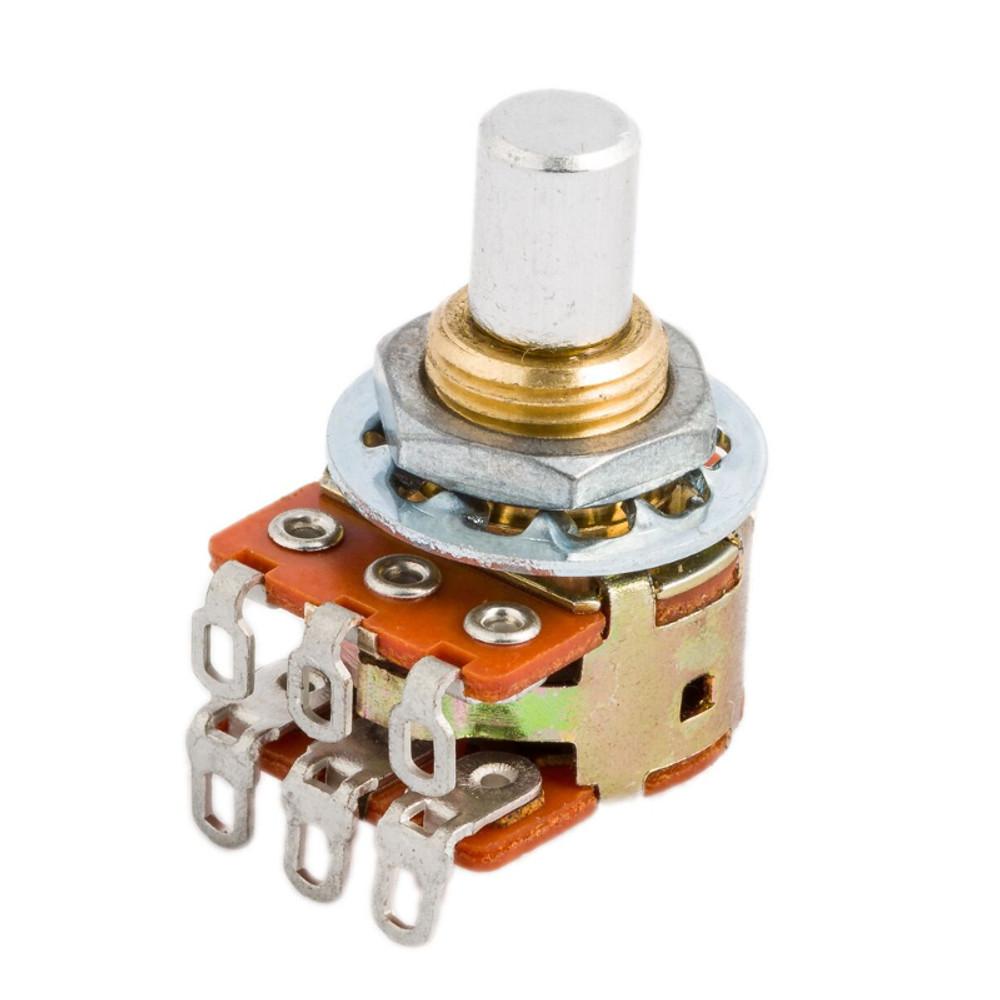 Pot 592599 - 25K Lin 1M 10% Audio Dual Pot