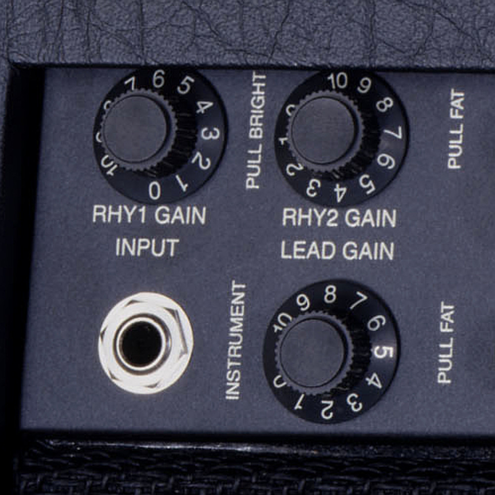 Knob - 408105 - Small Setscrew Numbered