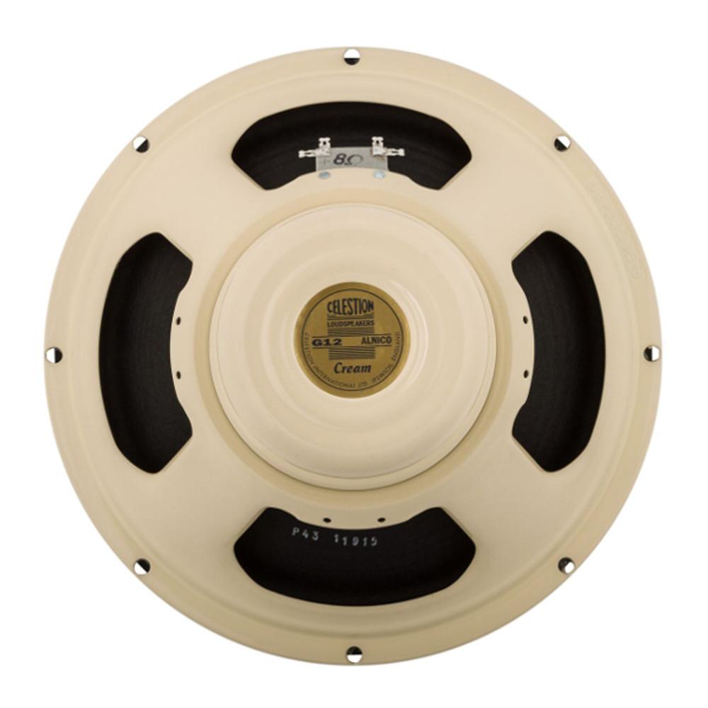 Celestion Cream 90W 12 Inch 8 Ohm Speaker - Rear - Part # 767425