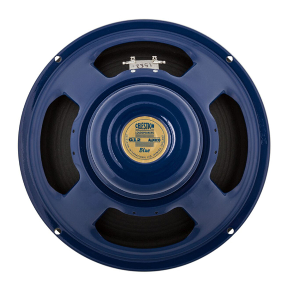 Celestion Blue 15W 12 Inch 16 Ohm Speaker - Rear - Part # 767422