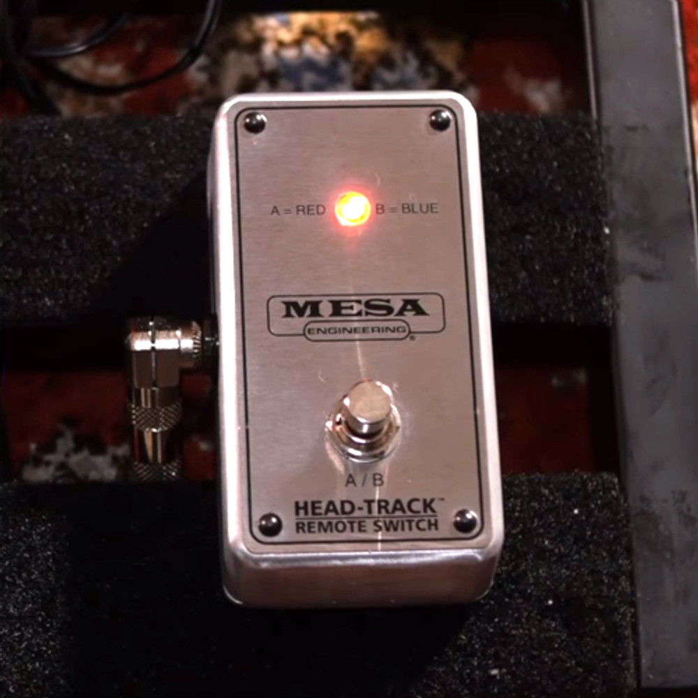 Footswitch - Head-Track Remote Switch