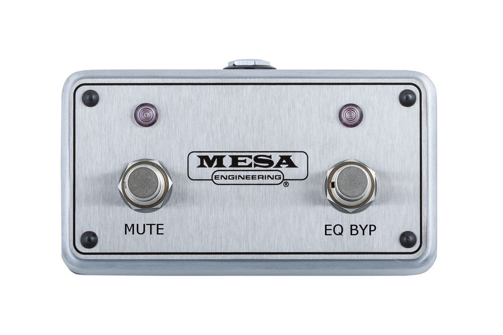 Footswitch - WD-800 - Tuner Mute & EQ Bypass