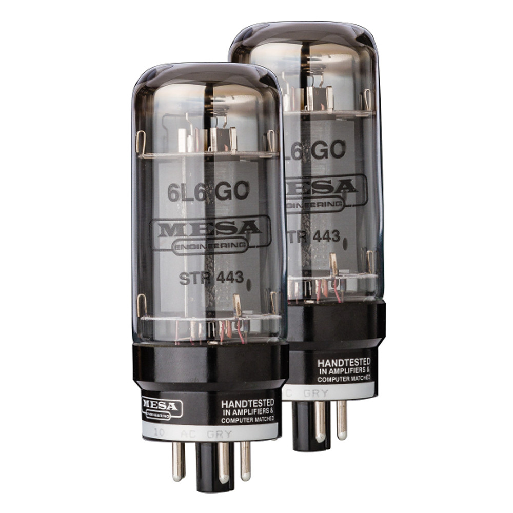 Power Tubes - 6L6 STR 443 - Matched Pair