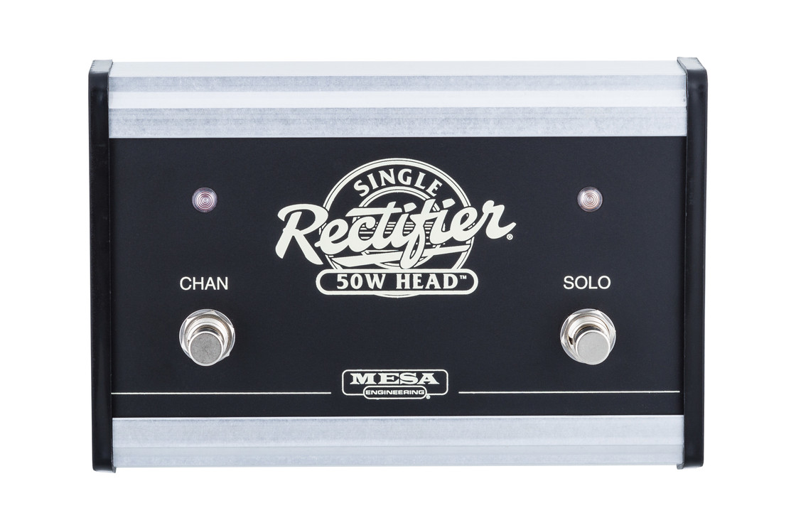 Single Rectifier / Solo 50 Footswitches
