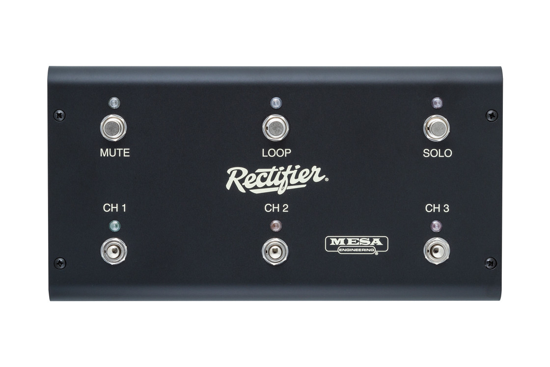 Rectifier Series Footswitches