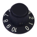 Knob - 408115 - Large, Numbered with Set Screw - P Print
