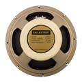 Celestion Creamback G12H 75W 12 Inch 8 Ohm Speaker - Rear - Part # 767429