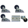 "Y.WH-2R - 2"" Track-Loc Caster Set with Mounting Hardware"