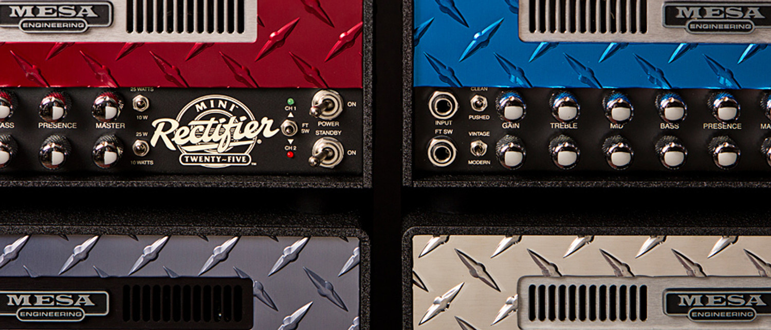 Customize your Mini Rectifier® 25 Amplifier & Cabinet