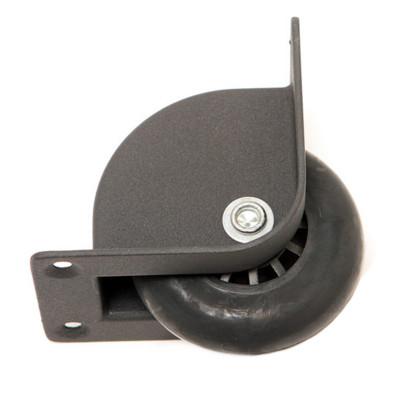 Caster - Corner Mounted for Tilt Back Bass Cabs