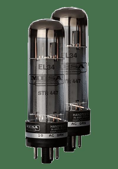 Power Tubes - EL34 STR 447 - Matched Pair