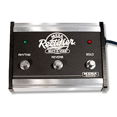 Footswitch - Rect-O-Verb 50 - Series I