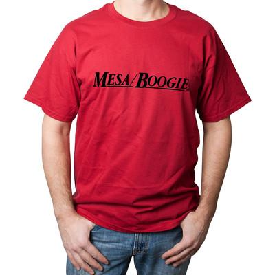 Tee Shirt - Red MESA/Boogie