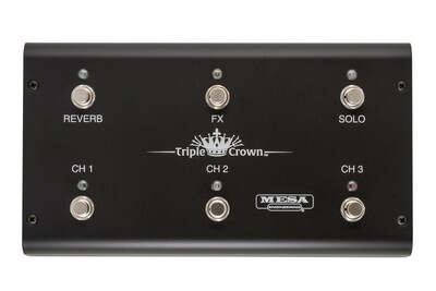 Footswitch for Triple Crown TC-50 - Part # FC.TC