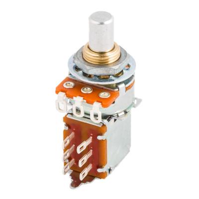 Pot 596794 - 16mm 250K 05A-Taper Pull Switch