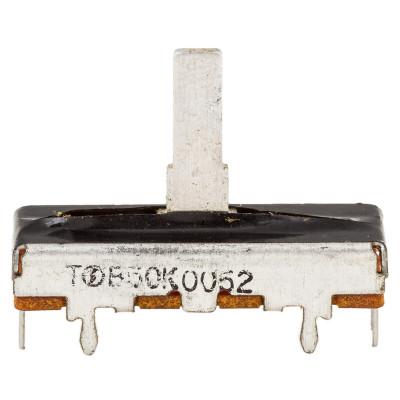 Pot 588550 - Slider 50K - Minature