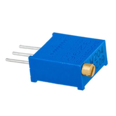 Pot 593103 - Trim 9mm Sq .05W Carbon