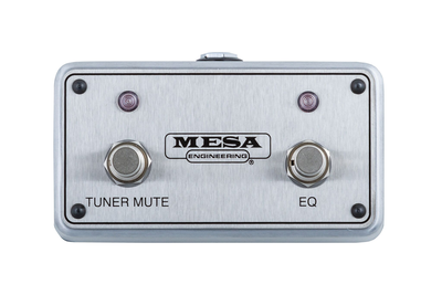 Footswitch - Tuner Mute & EQ