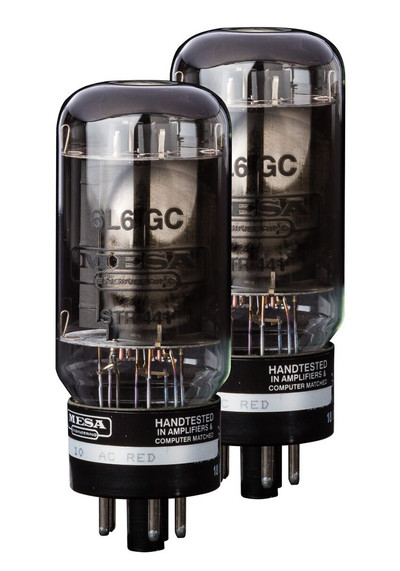 Power Tubes - 6L6 STR 441 - Matched Pair