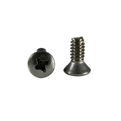 Screw- 8-32 x 1/2 Inch, 0val Head Phillips, Machine Screw, B/O - Chassis Screw