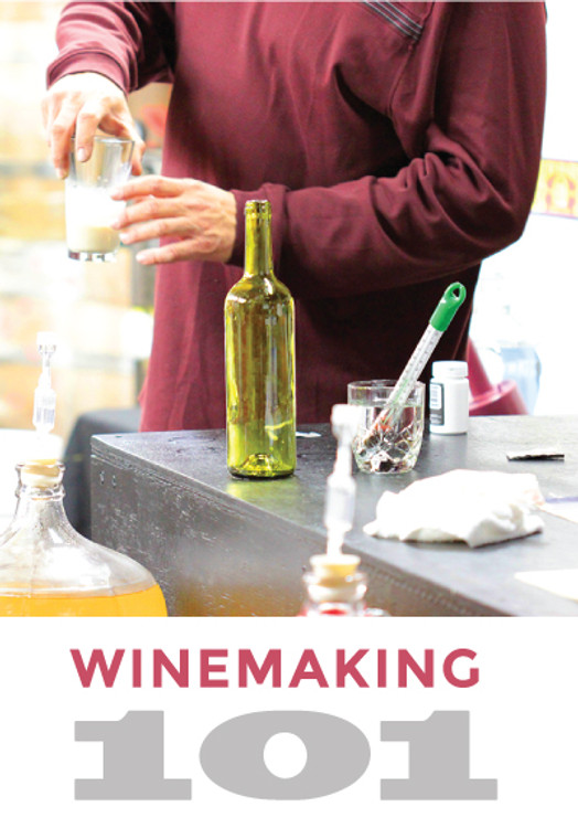 WineMaking 101 -  With Peter Pagano