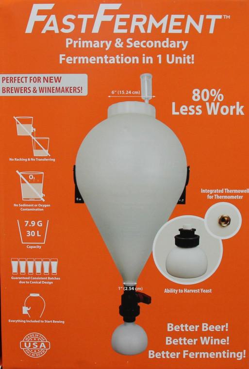 FastFerment - 7.9 Gallon/30 Litre Conical Fermenter