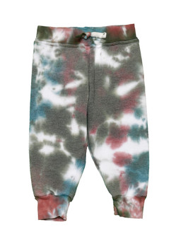 SBO TIE DYE BACK POCKET SWEATPANTS