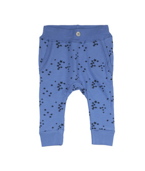 RIVERSIDE SMALL STARS PRINT HAREM POCKET JOGGER