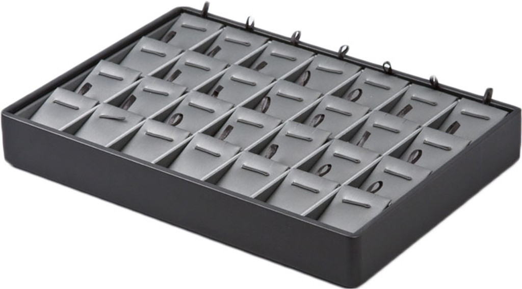 """Stackable Pendant/Earring Tray, 12 1/2"""" W x 8 3/4"""" D x 1 7/8"""" H"""