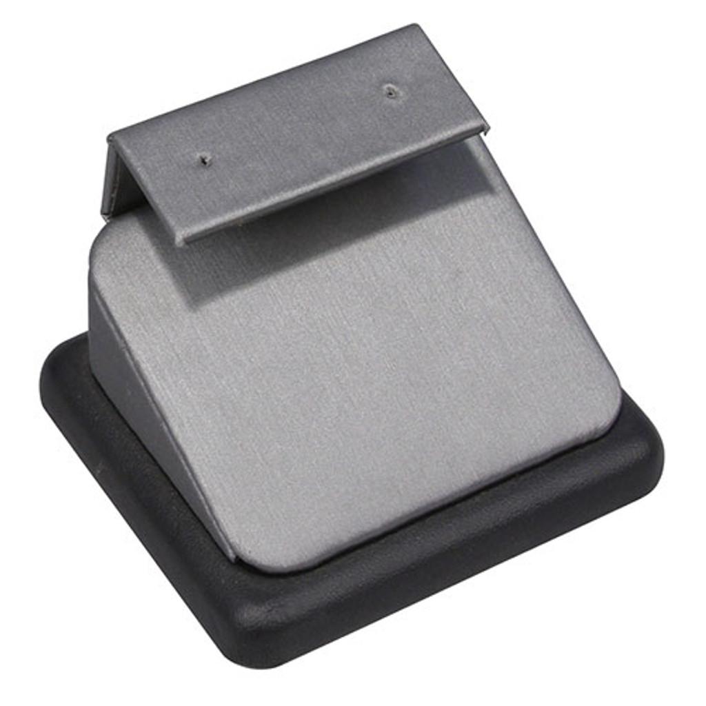 Steel Grey Earring Display