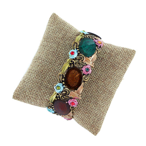 """Bracelet/Watch Pillow , 4"""" x 4"""", Choose from various color"""