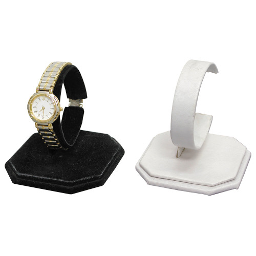 """Single Watch Display, 3 1/4"""" x 3 1/4"""" x 3 3/8""""H,,Choose from various color"""