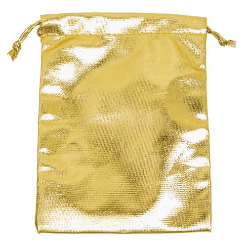 "3"" x 4"", Metalic-Gold Drawstring Pouches,price for Dozen,Buy More Save More"