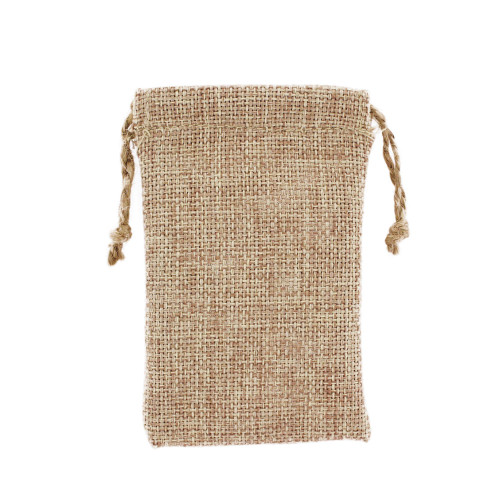 """3"""" x 4"""",Burlap Pouch , price for Dozen,Buy More Save More"""