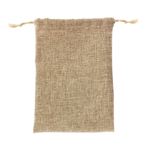 """5"""" x 6"""",Burlap Pouch , price for Dozen,Buy More Save More"""