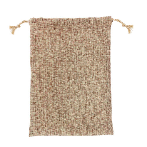 """6"""" x 8"""",Burlap Pouch , price for Dozen,Buy More Save More"""