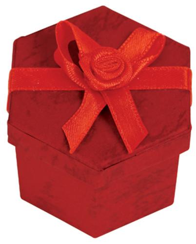 Pastel Ring Hat Box, 1 5/8''W x 1 5/8''D x 1 1/2''H