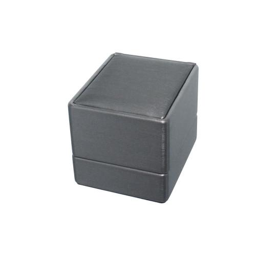 "LED Light Ring box- Grey,  2 1/8"" x 2 1/2"" x  2""H"