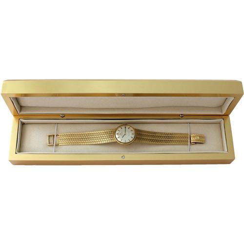 Elegant Gold Bracelet-Watch Box (AAB5-GD)
