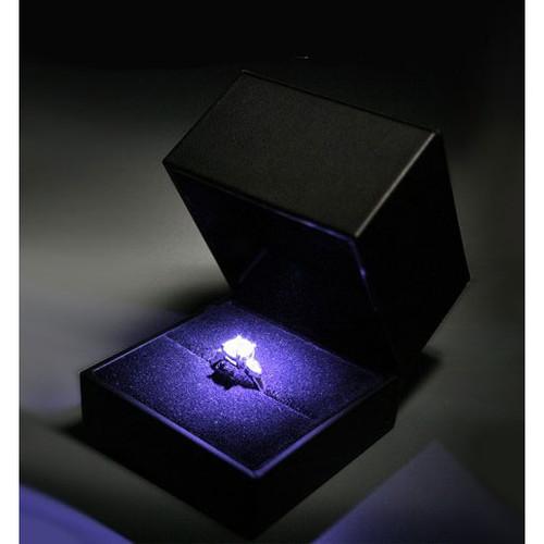 LED Lighted Ring Box