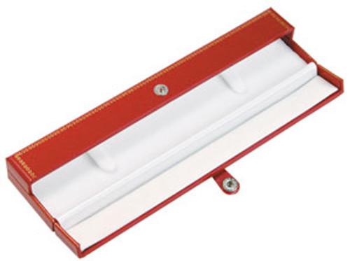 """Classic Style Bracelet/Watch Box, 8 5/8"""" x 2"""" x 1"""" ,"""