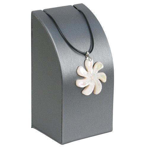 """Necklace Pedestal 2 5/8"""" x 2 3/4"""" x 5 3/4""""H, Choose from various Colors"""