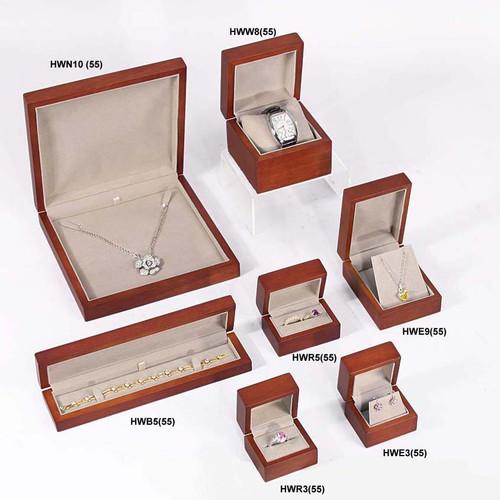 Premium Brown Hardwood box , Choose from various size